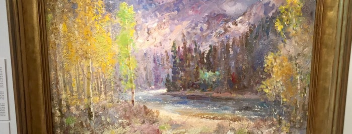 David Cook Galleries is one of Art and Museums in Denver.