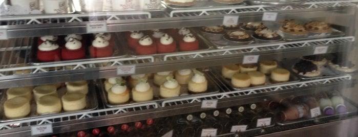 Magnolia Bakery is one of Nova York.
