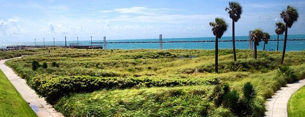 South Pointe Park is one of Miami.