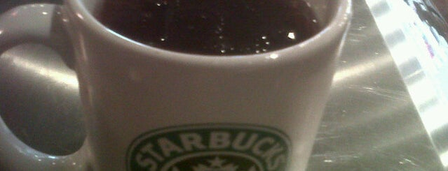 Starbucks is one of Metin 님이 좋아한 장소.