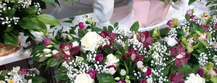 Салон цветов «У Ноны» is one of Davidさんのお気に入りスポット.