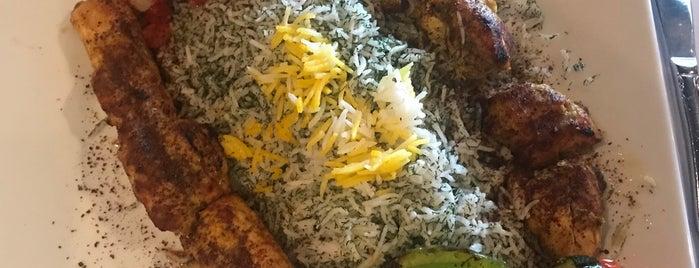 Saffron's: Persian Cuisine is one of Posti che sono piaciuti a Tiffany.