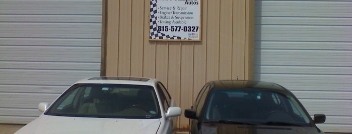 Last Chance Auto Repair For Cars Trucks is one of Lugares guardados de Kelly.