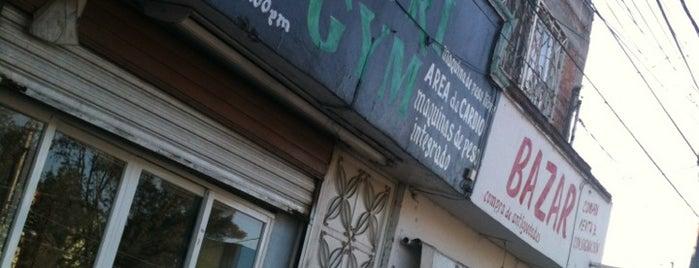 Muscle Sports Gym is one of Mariel : понравившиеся места.