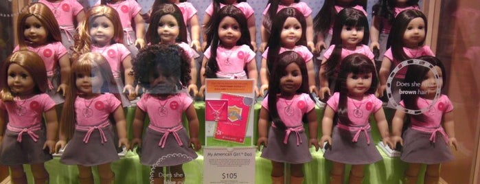 American Girl Houston is one of Odetteさんのお気に入りスポット.