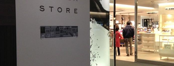 Isetan Haneda Store Men's is one of Tokyo.
