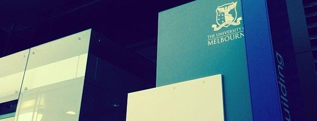 Melbourne Law School is one of Posti salvati di Alex.