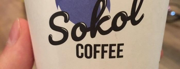 Sokol Coffee is one of Lieux qui ont plu à Veljanova🦊.
