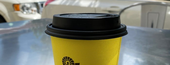 Maggie's Farm Espresso is one of Tempat yang Disukai Al.