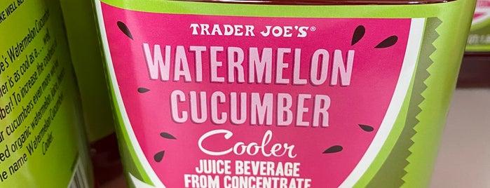 Trader Joe's is one of NJ.