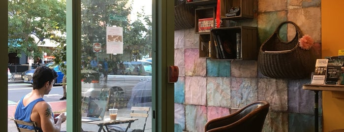 Jefferson's Coffee is one of Rupak : понравившиеся места.