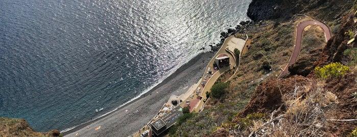 Praia do Garajau is one of Tempat yang Disimpan Filipa.