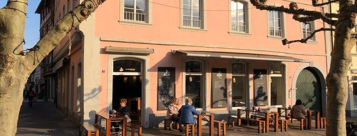 La Macchina per caffè is one of Europe specialty coffee shops & roasteries.