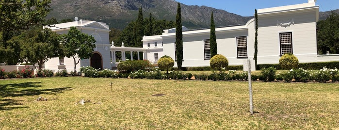 Huguenot Memorial Museum is one of South Africa.