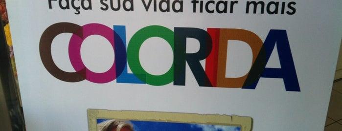 Colorama is one of Locais curtidos por Elis.