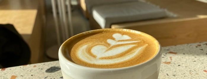 ABC Coffee Roasters is one of Timothej 님이 저장한 장소.
