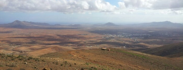 Mirador de Morro Velosa is one of fuerteventura.
