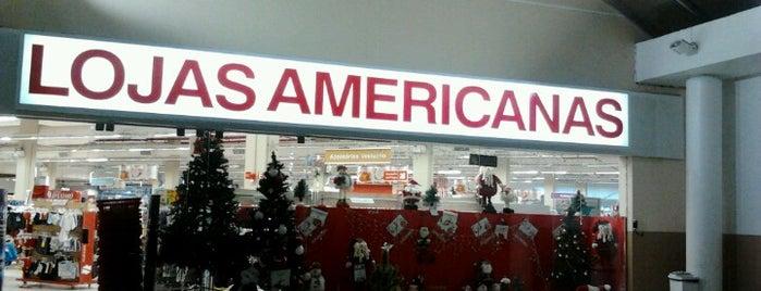 Lojas Americanas is one of prefeitura.