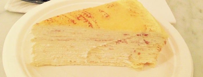 Lady M Cake Boutique is one of New York Best: Food & drinks.