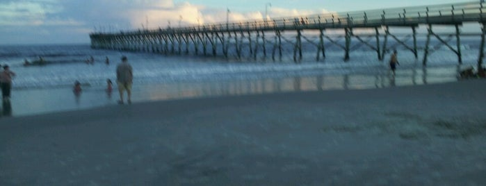 Sunset Beach Pier is one of Calabash.