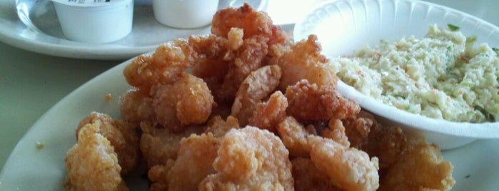 Captain Nance's Calabash Seafood Restaurant is one of ocean isle.