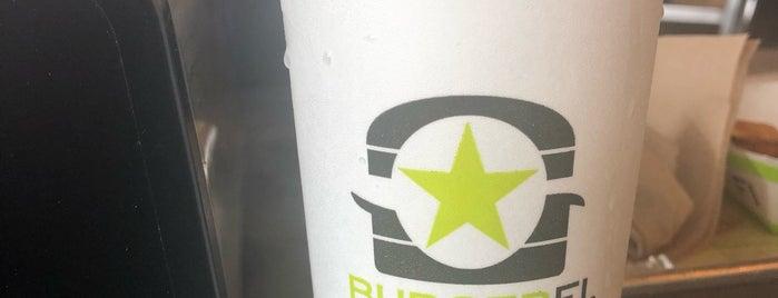 BurgerFi is one of Tempat yang Disukai Rhodé Amira.