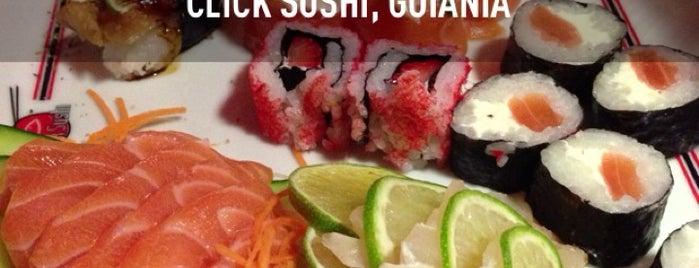 Click Sushi is one of Comida II - Internacional.