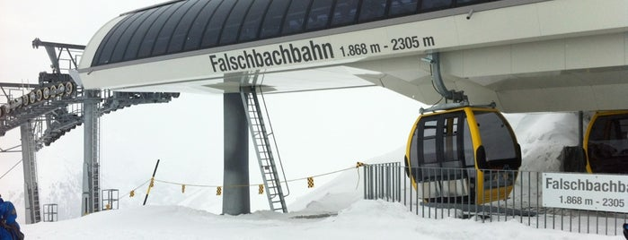 Falschbachbahn is one of Zillertal Arena.