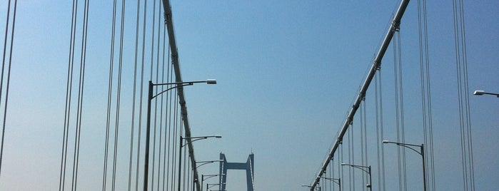 Shimotsui-Seto Bridge is one of Locais curtidos por ZN.
