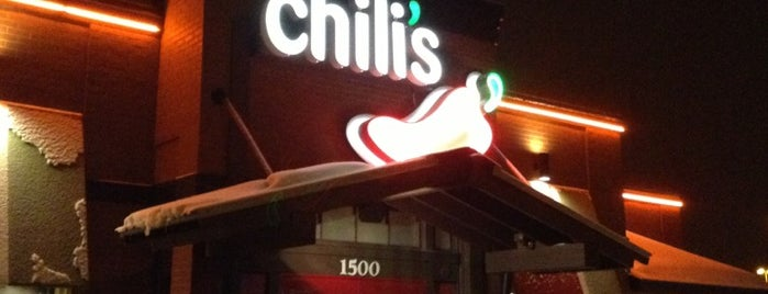 Chili's Grill & Bar is one of Lieux qui ont plu à Jamie.