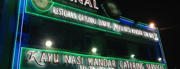 Original Penang Kayu Nasi Kandar is one of Posti che sono piaciuti a Jayex.