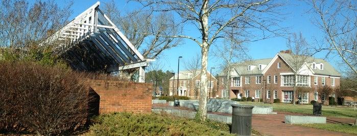 Williamsburg Regional Library is one of Posti che sono piaciuti a Kristin.