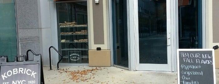 Kobrick Coffee Co. @ Skylark's is one of New Jersey.