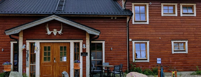 Pine Tree Lodge is one of BoutiqueHotels.
