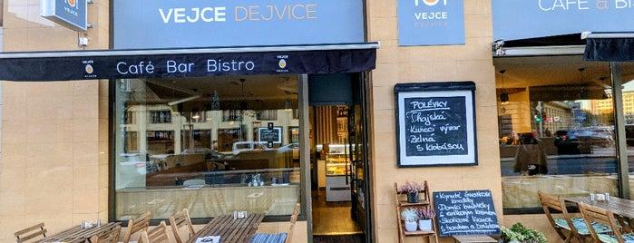 Vejce Dejvice is one of food.