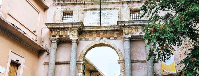 Porta Cristina is one of SARDEGNA - ITALY.
