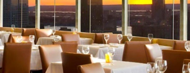 The View Restaurant & Lounge is one of JC NYC Rooftops.