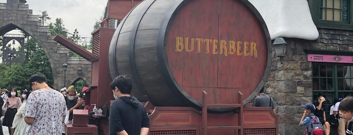Butterbeer Cart is one of Terry ¯\_(ツ)_/¯'s Liked Places.