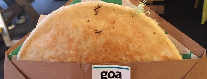 Goa Taco is one of East Village.