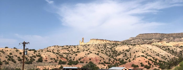 Ghost Ranch is one of New Mexico 2021.