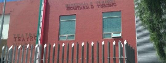 Secretaría de Turismo y Desarrollo Económico is one of Tempat yang Disukai Julian.