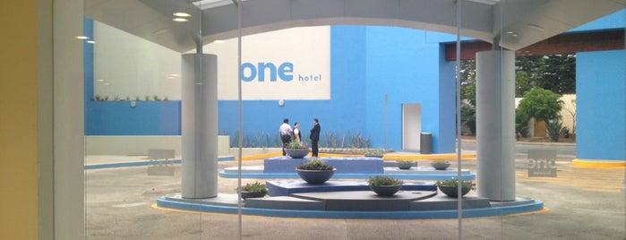 One Hoteles is one of Posti che sono piaciuti a Eduardo.