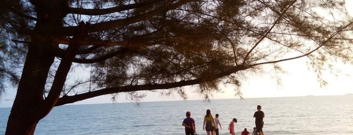 Port Dickson Beach is one of Attraction Places to Visit.