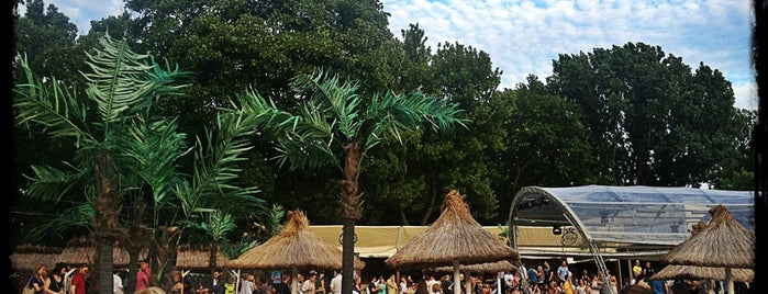La Playa is one of Tempat yang Disimpan Andrej.