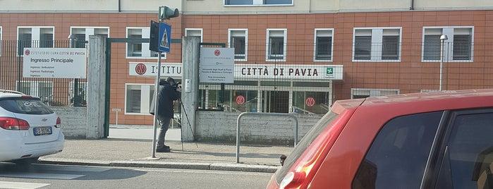 Istituto di cura Città di Pavia is one of Pavia: luoghi utili.