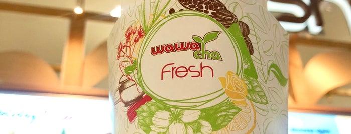 Wawa Cha Fresh is one of Locais curtidos por Yodpha.