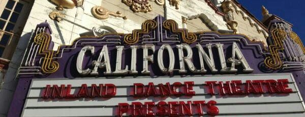 California Theatre of Performing Arts is one of Orte, die ع ـبدالعزيز gefallen.