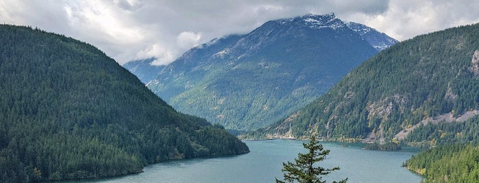 North Cascades National Park is one of Adventure Awaits.