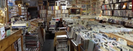 In Your Ear Records is one of worldwide record stores..