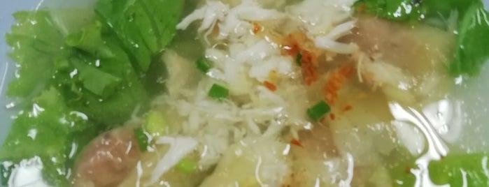 ตั้งเลียกเส็ง บะหมี่ปู (สะพานพุทธ) is one of Food.